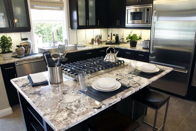Granitecustoms317 Kitchen Countertops Best Material To Use