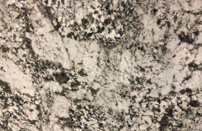 Alaska White Polished - Suede